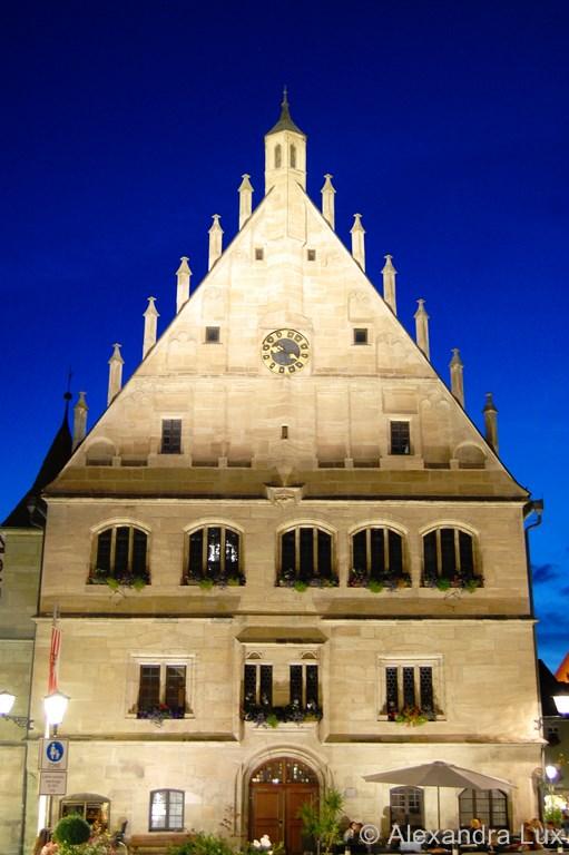 gotisches rathaus