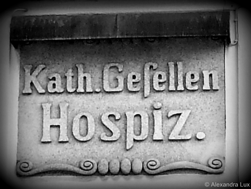 hospiz damals