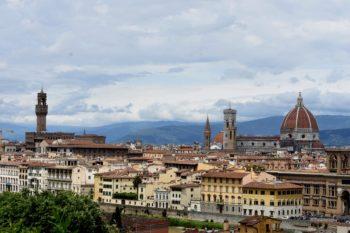 Ein Wochenende in Florenz